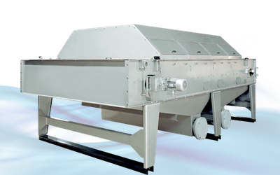 Оборудование обезвоживания осадка сточных вод – Ленточный сгуститель Alfa Laval