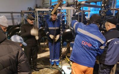 Аварийный капитальный ремонт канализационных насосов Grundfos