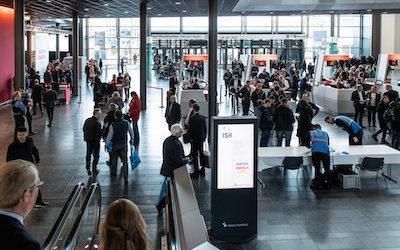 Делегация ГК «АСТиВ» на 30-й международной выставке  ISH-2019, Франкфурт-на-Майне