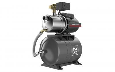 Самовсасывающая насосная установка водоснабжения Grundfos JP PT-H