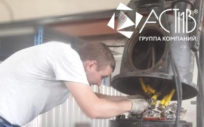Cервисный центр Grundfos ГК АСТИВ в Краснодаре произвел ремонт насоса Grundfos S 72-го типоразмера в условиях мастерской