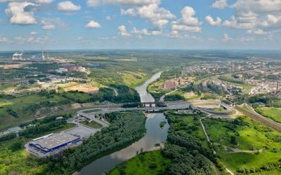Поставка задвижек VAG для водозабора на реке Иня