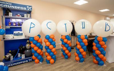 Торжественное открытие сервисного центра насосного оборудования в Санкт-Петербурге, июнь 2019