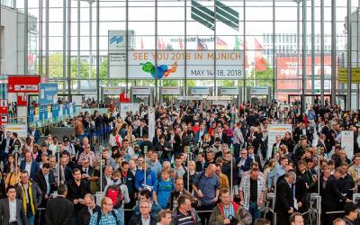 Делегация ГК АСТИВ приняла участие в выставке IFAT в Мюнхене
