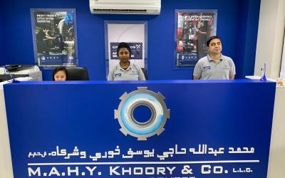 Делегация компании «АСТиВ» посетила Сервисный центр насосного оборудования Grundfos в  Объединенных Арабских Эмиратах, компании «MAHY Khoory Group»